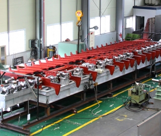 Pipe Cutting Transfer Line – NS-TEXENG (JAPAN) 2015.09