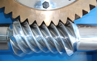 Hourglass Worm Gear